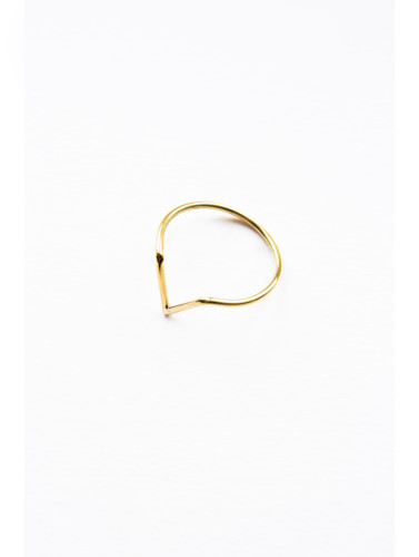 V ring brass