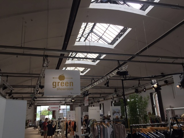 The green Showroom